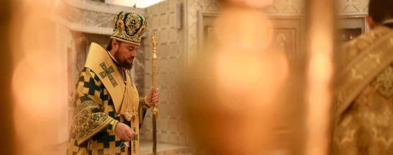 Митрополит УПЦ МП Драбинко со своим приходом перешел к Православной церкви Украины