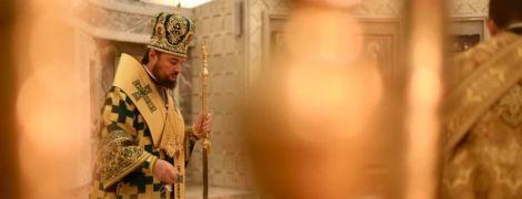 Митрополит УПЦ МП Драбинко зі своєю парафією перейшов до Православної церкви України