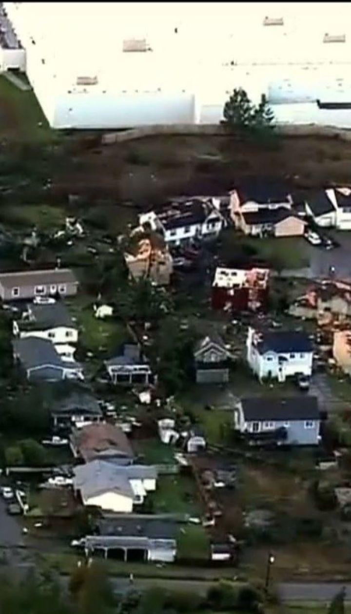 Руйнівний торнадо пронісся американським штатом Вашингтон
