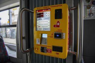 У квиткових автоматах польського міста з'явилася українська мова