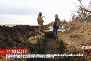 """Разведка заметила установки """"Град"""" на передовых позициях боевиков под Донецком"""
