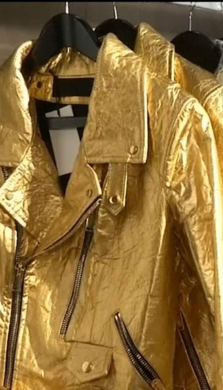 Испанская предпринимательница шьет куртки и обувь из ананасовой кожи