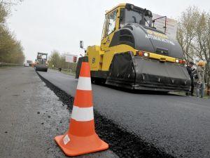 В 2018 году в Украине отремонтировали рекордные 3,8 тысячи км дорог
