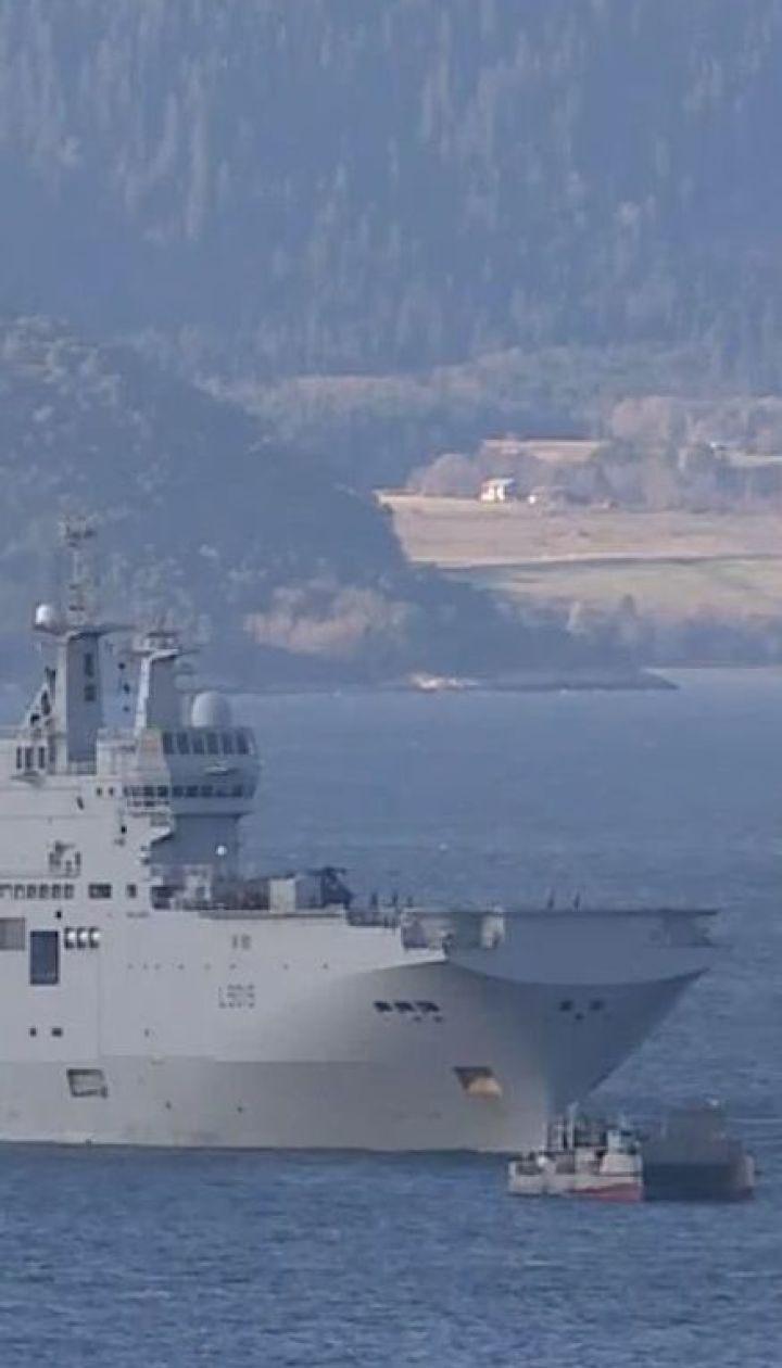 Американська група сенаторів пропонує провести міжнародну операцію у Чорному морі