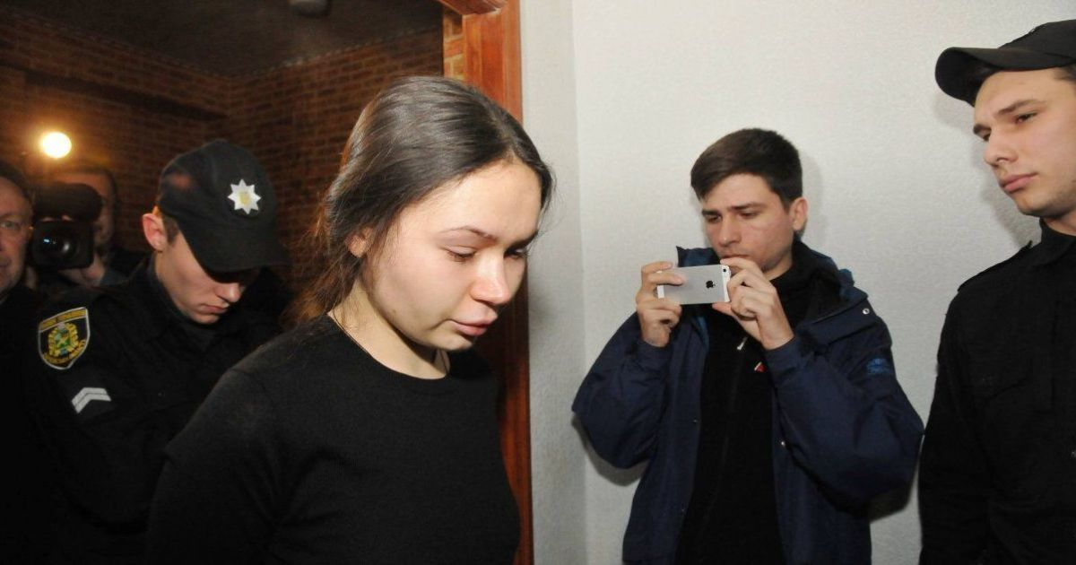 ДТП у Харкові: Зайцева розповіла, як її Lexus понесло на людей