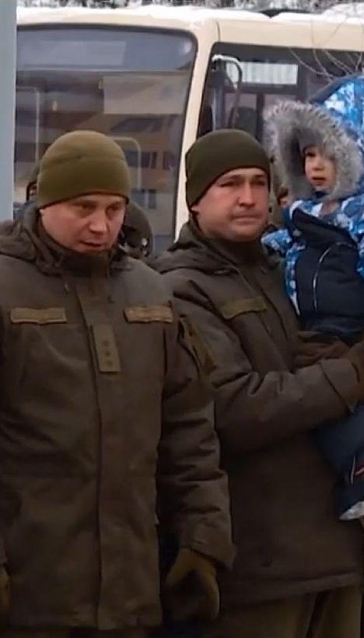 80 нацгвардійців отримали ключі від квартир на Київщині