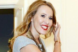 Ксения Собчак завела себе любовника и сняла обручальное кольцо - СМИ