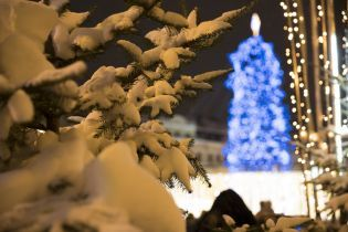 У центрі Києва обмежать рух на новорічні та різдвяні свята