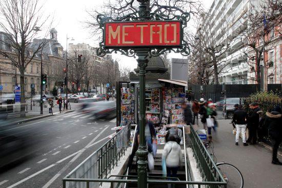 У Марселі з рейок зійшов потяг метро, постраждали 14 пасажирів
