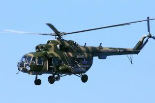 В Африці невідомі обстріляли російський військовий вертоліт Мі-8