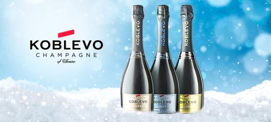 Koblevo - найкраще шампанське України