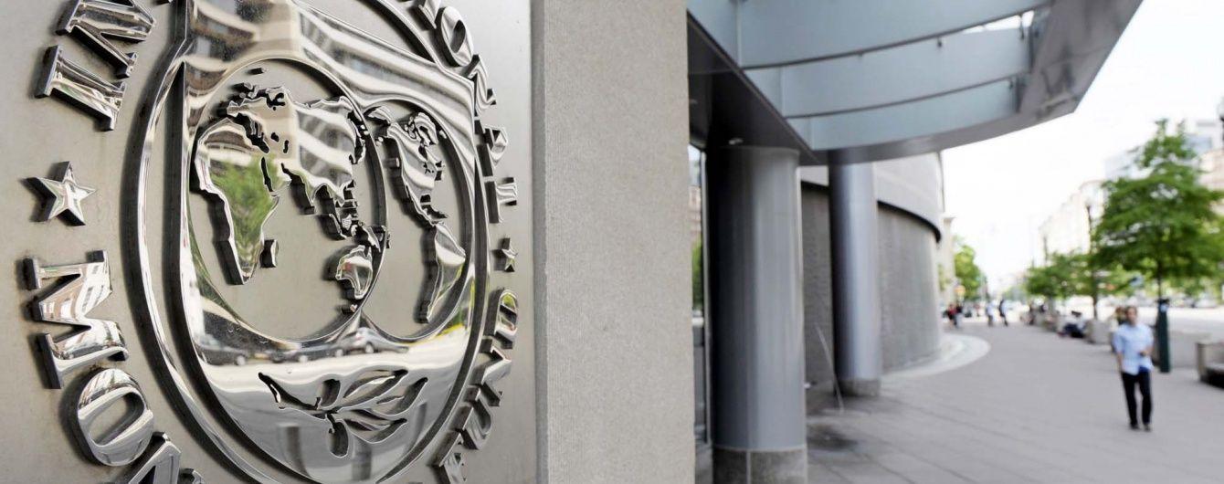 МВФ на следующей неделе проверит выполнение Украиной условий кредитования