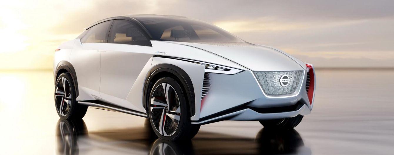 В Лас-Вегасе Nissan представит три электрические модели
