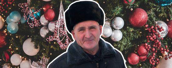 """""""Ялинка, бл* мені подобається?"""" Обурений російський дідусь став зіркою Мережі і реклами ялинкового ринку"""