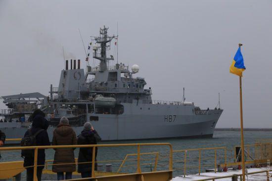 Чорне море не є російським – глава Міноборони Британії