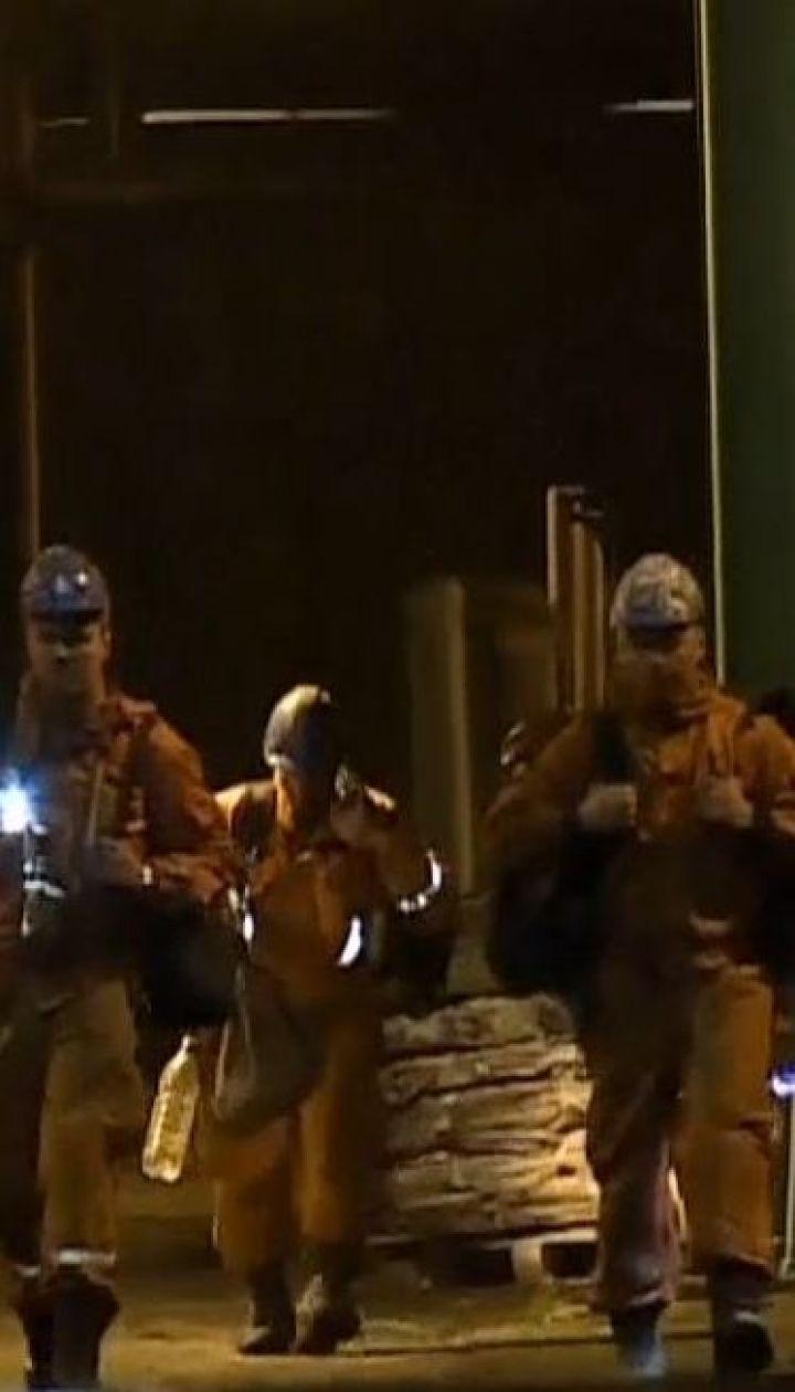 У Чехії рятувальники продовжують пошук гірників, які зникли безвісти після вибуху на шахті