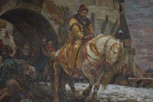 США вернут Украине картину, похищенную во время Второй мировой войны
