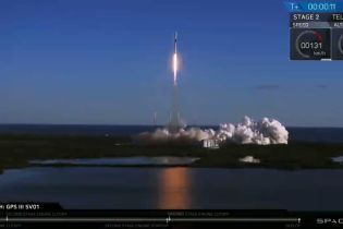 """SpaceX Маска після невдалих спроб успішно запустила ракету з """"історичною місією"""". Онлайн-трансляція"""