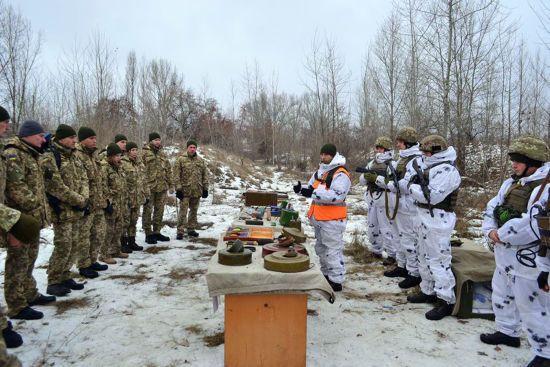 Міноборони заявило про завершення зборів резервістів на Харківщині