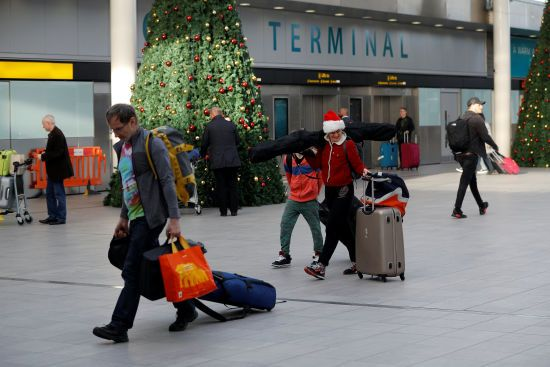 Аеропорт Ґатвік обіцяє 50 тисяч фунтів за інформацію про людей, які запустили дрони