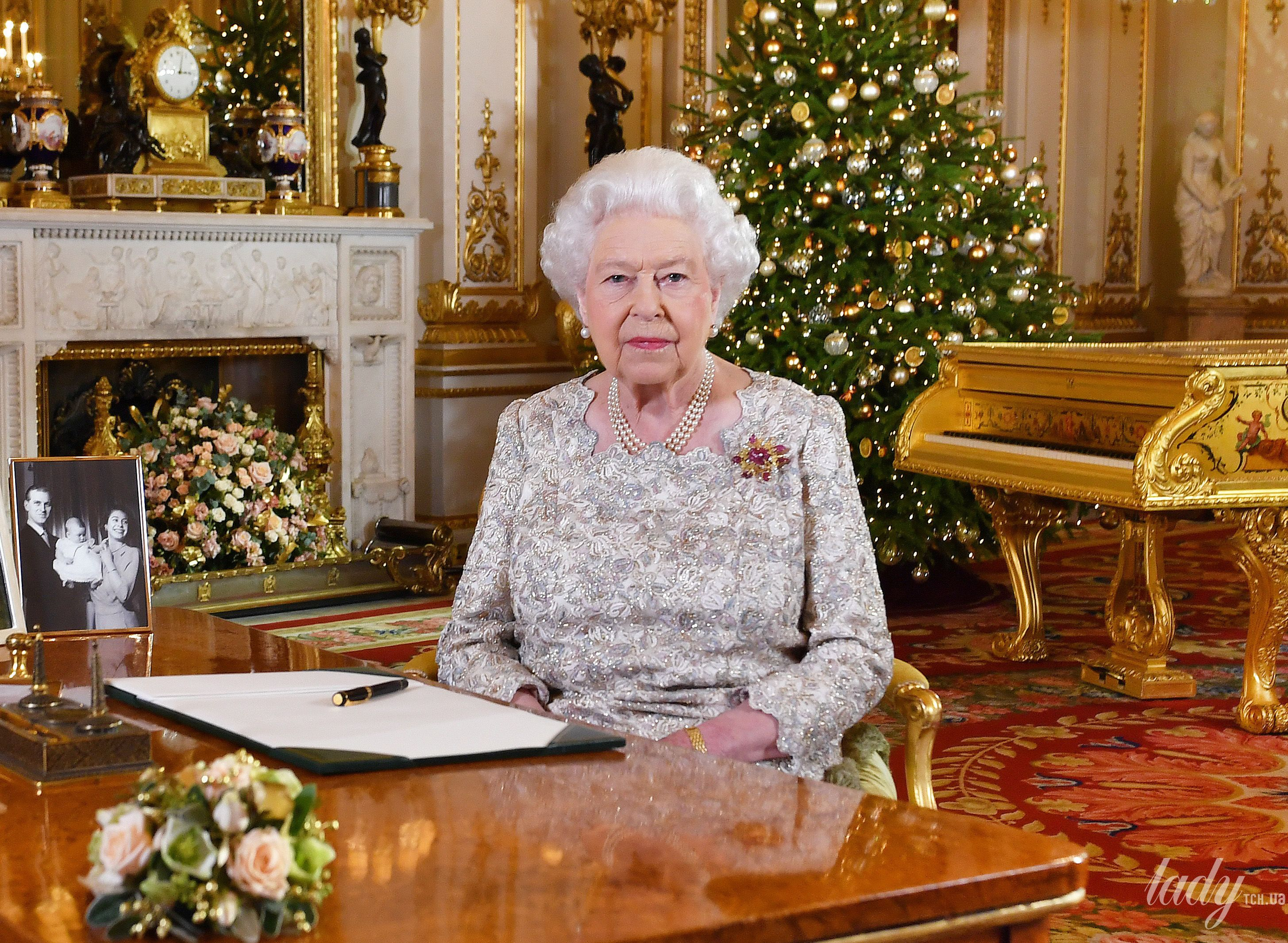 Королева елизавета 2 рождественское поздравление фото 412