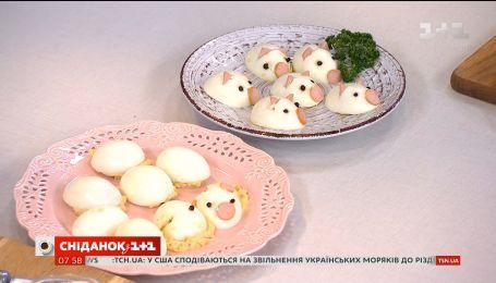 Фаршированные поросята без сала - рецепт Егора Гордеева