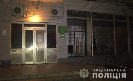 На Дніпропетровщині чоловік кинув гранату у приміщення банку