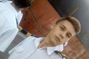 Самого молодого украинского моряка могли заразить гепатитом в РФ - адвокат