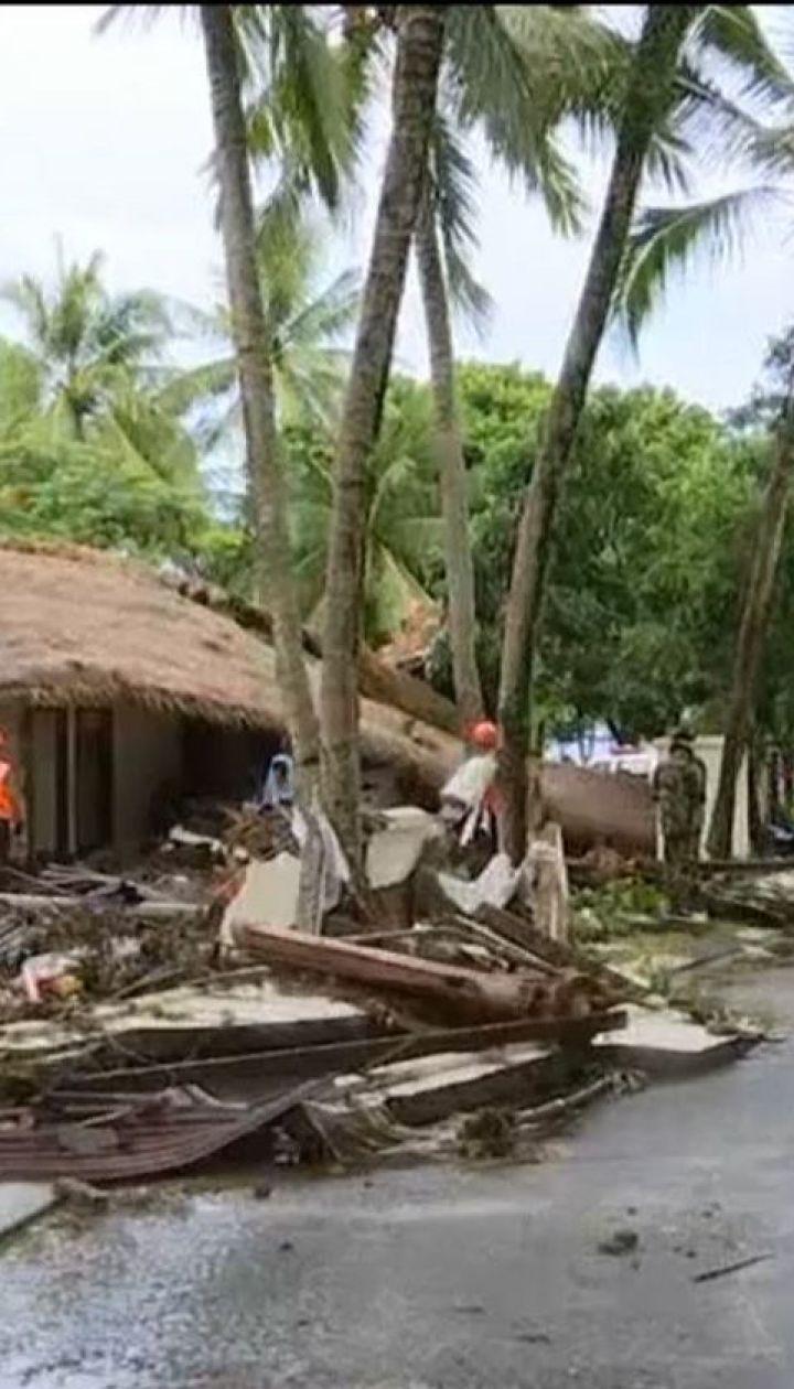 Евросоюз отправит Индонезии гуманитарную помощь для борьбы с последствиями цунами