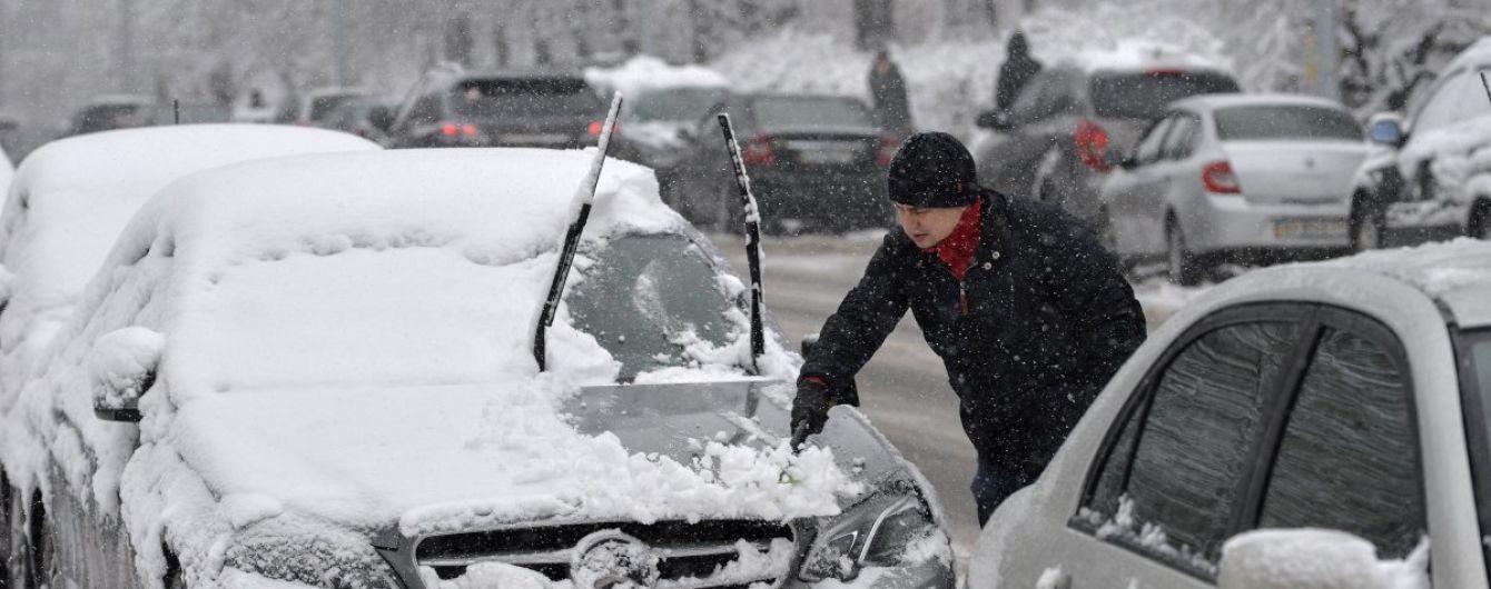 Снегопады и мороз. Какую погоду ждать украинцам 12 января