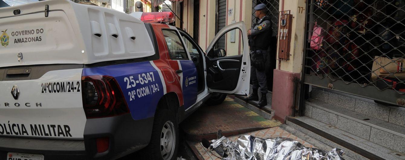 Полиция Рио-де-Жанейро получила разрешение на отстрел вооруженных людей на улицах