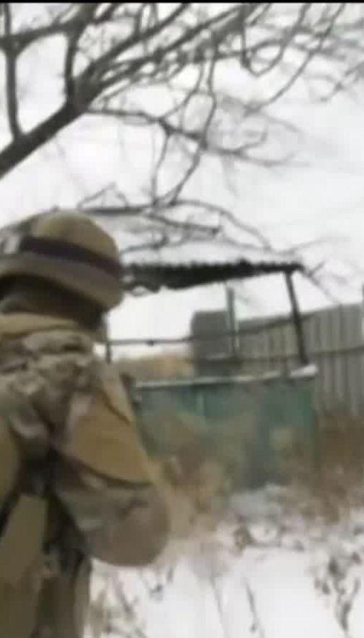 Троє українських воїнів отримали поранення на Донбасі