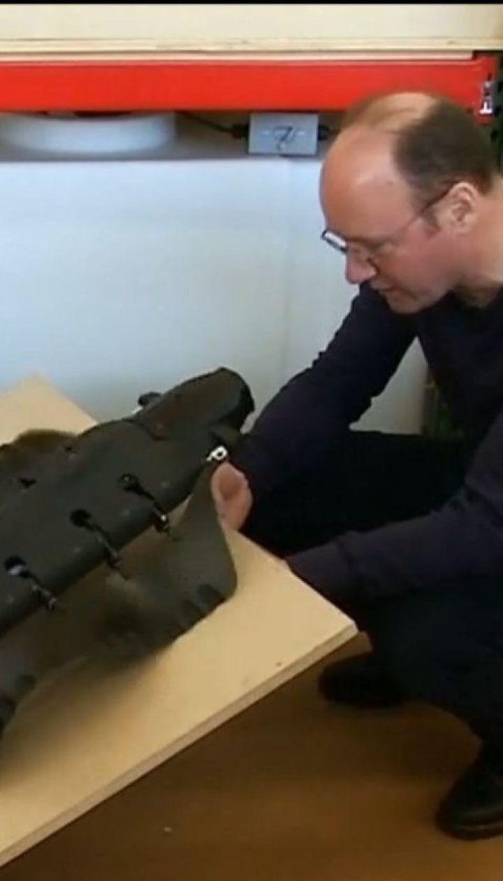 Американські вчені представили нового робота-амфібію