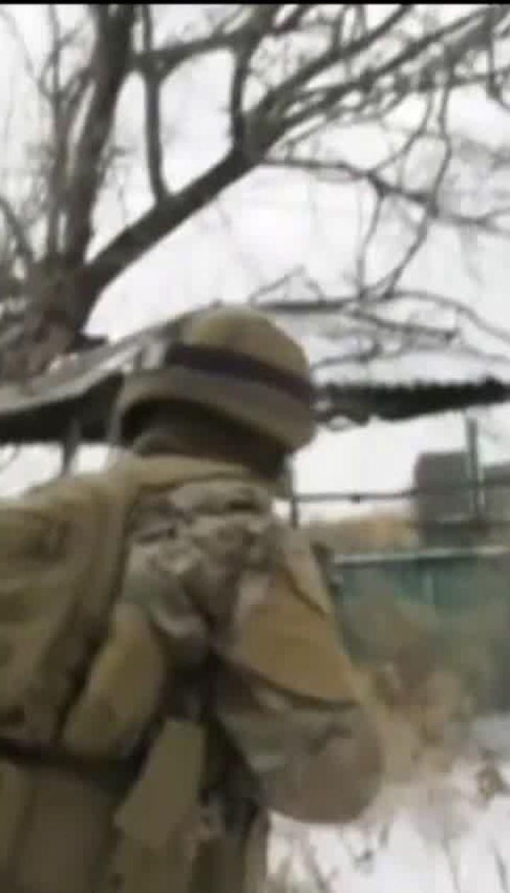 Трое украинских воинов получили ранения в Донбассе