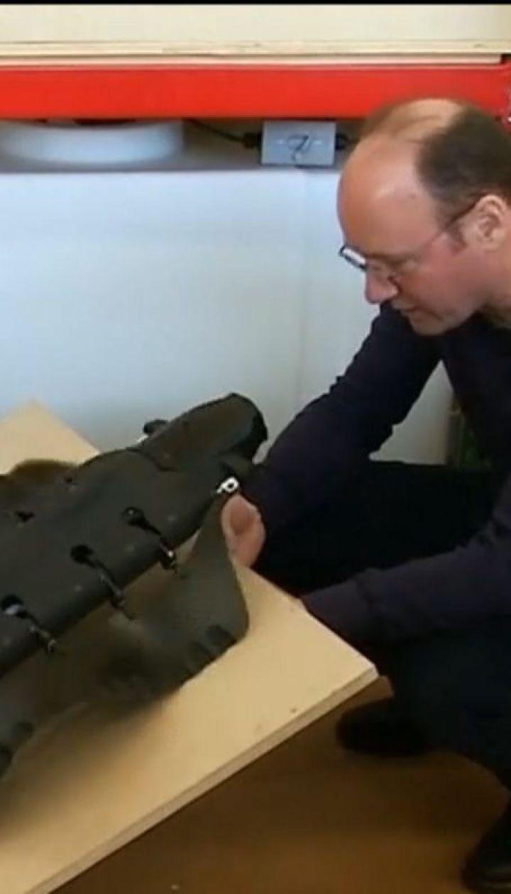 Американские ученые представили нового робота-амфибию