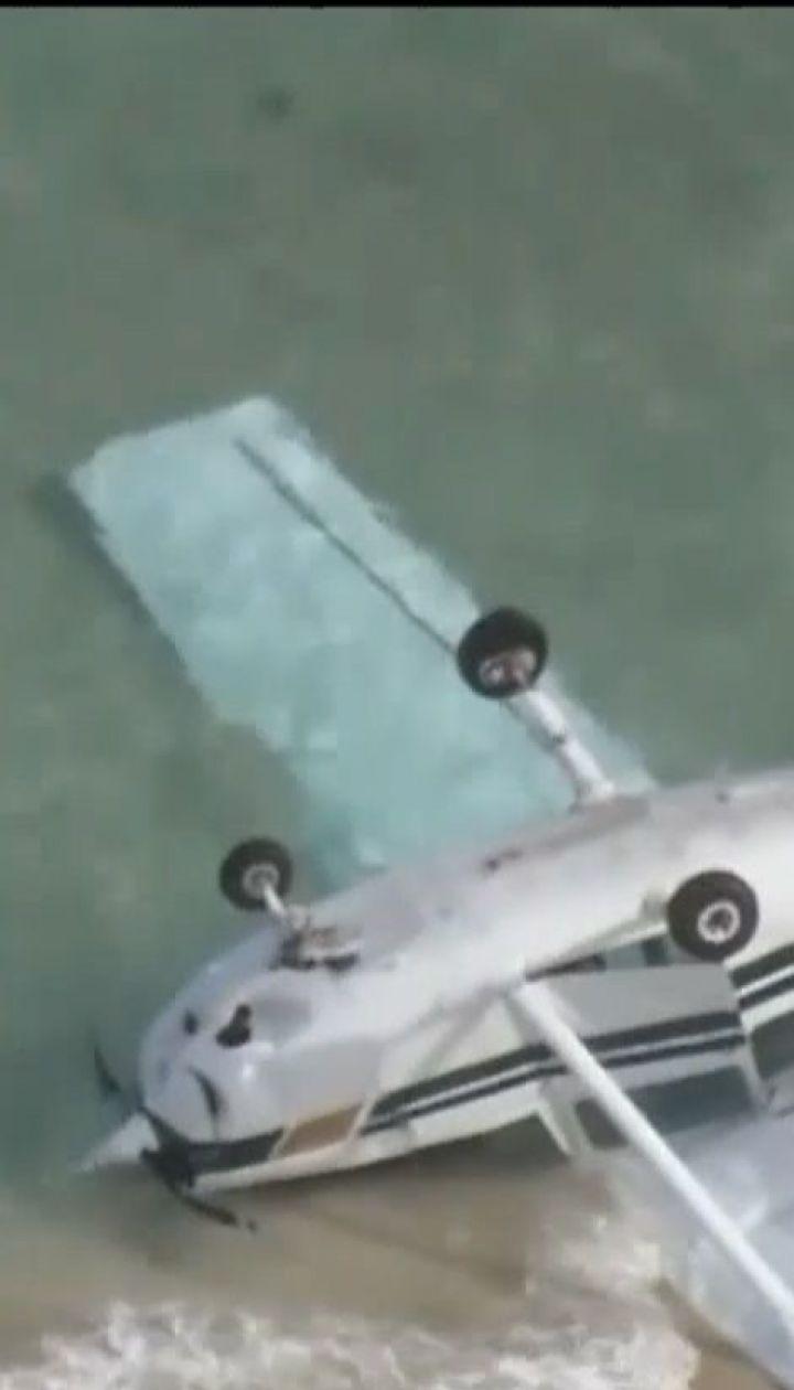 В штате Флорида разбился легкомоторный самолет