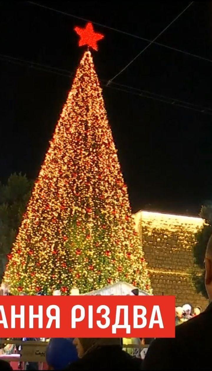 В мире отмечают Рождество западного обряда