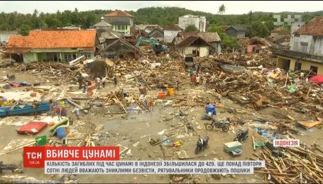 В Індонезії створять нову систему оповіщення про цунамі