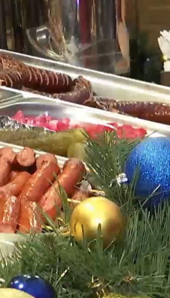 Різдвяний ярмарок у Львові повністю відновив роботу