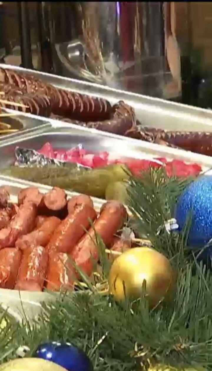 Рождественская ярмарка во Львове полностью возобновила работу
