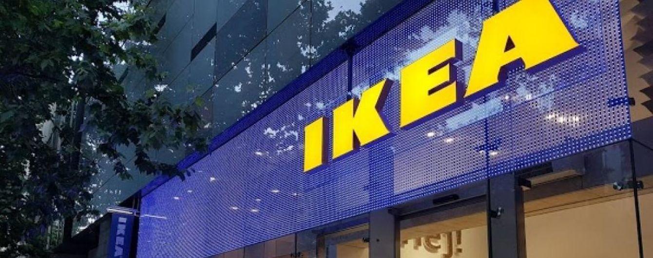 IKEA нашла партнера в Украине по доставке своей продукции