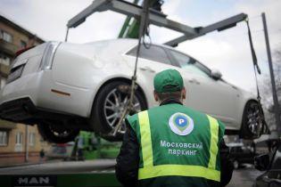 У Москві вигадали, як загнати водіїв на платні паркінги