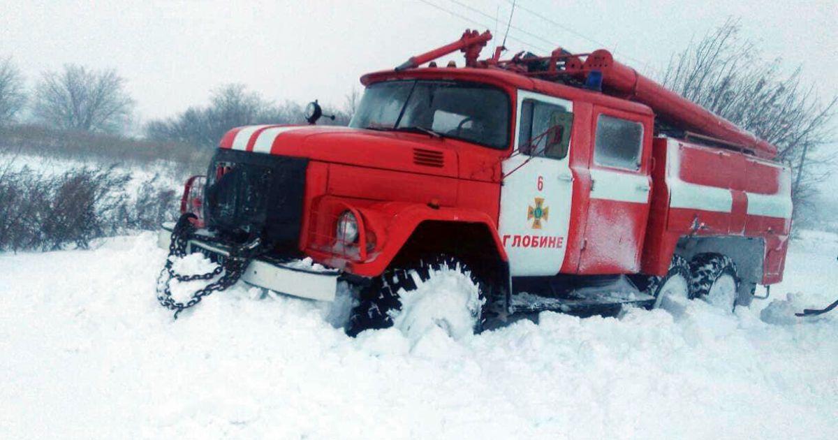 Перший справжній холод цієї зими: на українців чекають 20-градусні морози і завірюхи