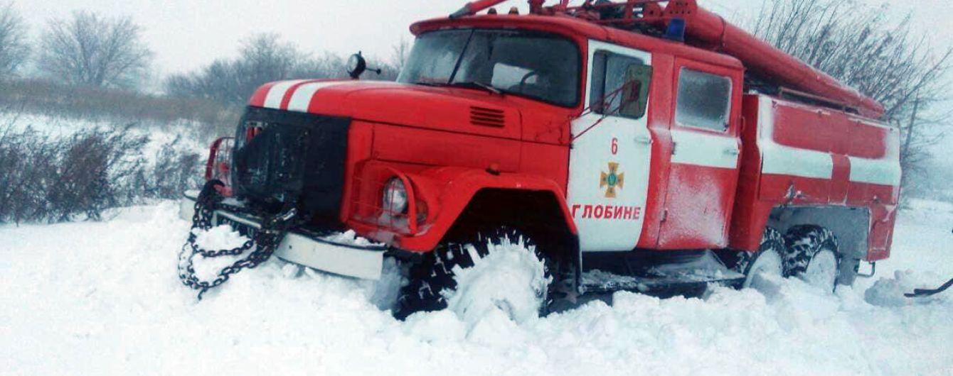Первый настоящий холод этой зимы: украинцев ждут 20-градусные морозы и метели