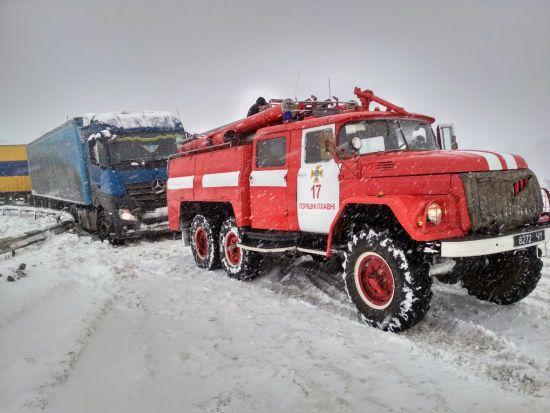 До України несуться снігопади з відлигою
