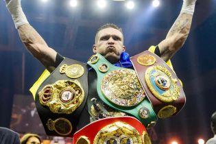 Усик в 2019 году может провести два боя с российскими боксерами