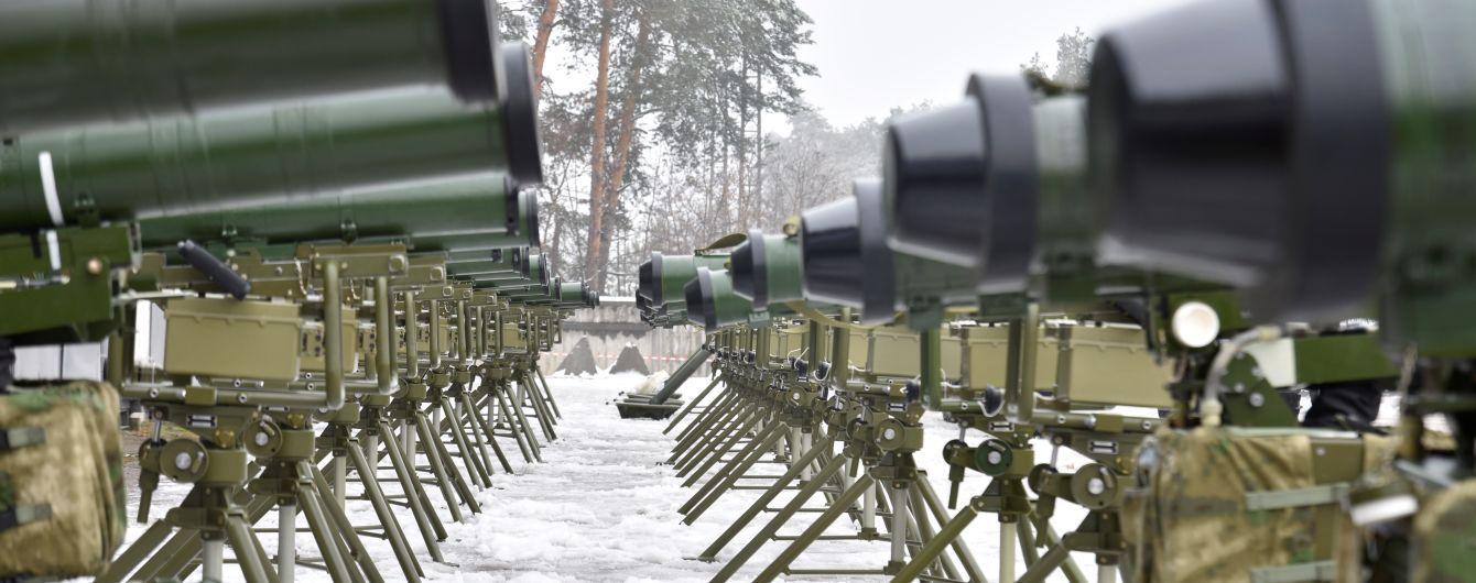 """За рік ЗСУ отримали від """"Укроборонпрому"""" понад 2500 одиниць високоточної зброї"""