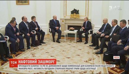 Лукашенку не вдалося вмовити Путіна не підвищувати ціну на газ для Білорусі