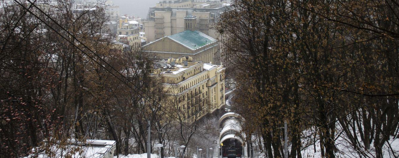 В Киеве на Подоле десятки домов остались без горячей воды и отопления