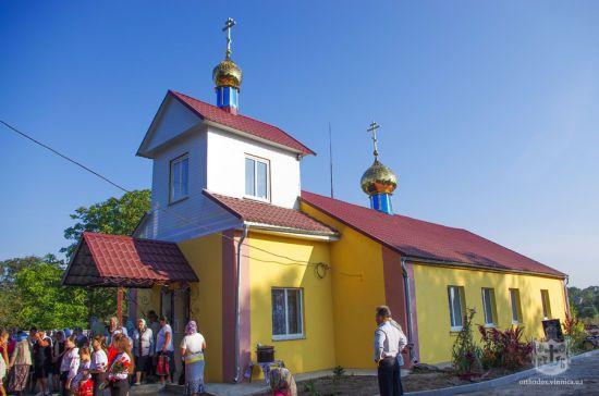 На Вінниччині ще дві парафії УПЦ МП перейшли до Православної церкви України